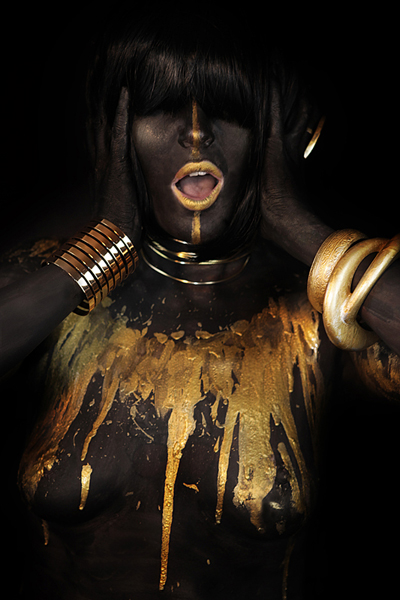Melissa Black by Anita Kulon 9