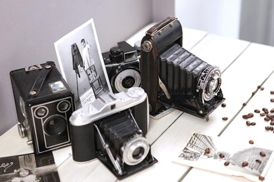 Cameras by Anita Kulon